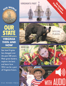 SOCIAL STUDIES: Our World: Our State Grade 1