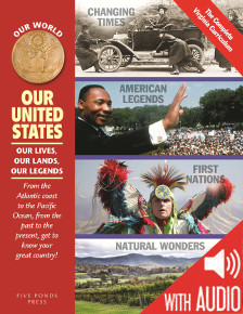 SOCIAL STUDIES: Our World: Our United States Grade 2