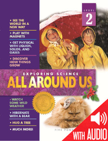 SCIENCE: Exploring Science: All Around Us Grade 2