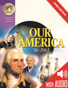 SOCIAL STUDIES: Our America: To 1865 US History I